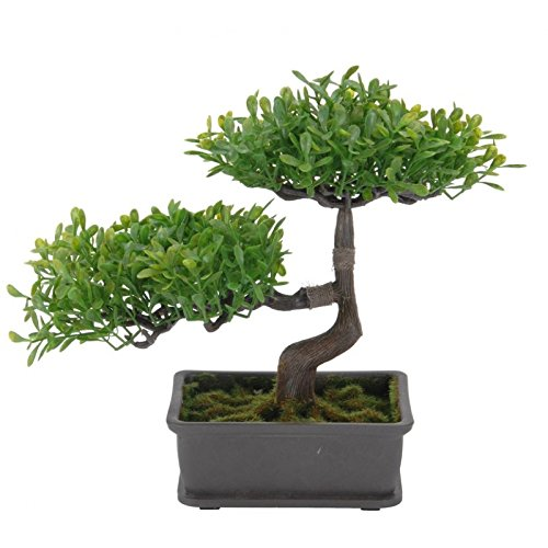 Bonsai-Kunstpflanze-Modell verschiedenen
