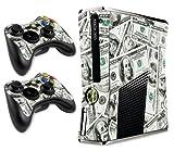 DesignSkin/Designer-Folie für XBOX 360 SLIM System & Controller -