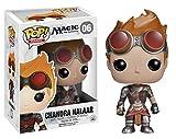 Funko - Bobugt045 - Figurine Cinéma - Magic The Gathering - Pop Bobble Head 06 Chandra Nalaar!...