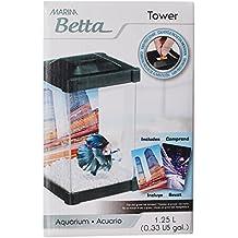 Marina Acuario para peces Betta Torre 1,25L