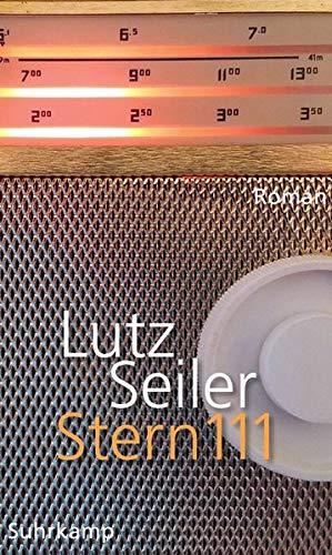 Buchseite und Rezensionen zu 'Stern 111: Roman' von Lutz Seiler