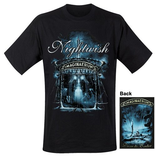 Nightwish - Maglietta Imaginaerum (in L)