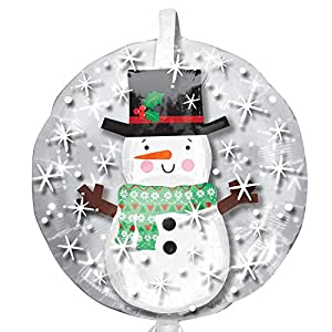 Amscan International 3396401 - Globo de nieve