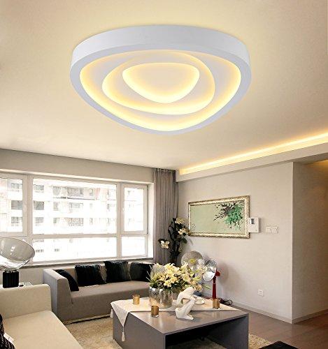 XMZ Soffitto moderni lampadari di luce Luce per soggiorno, sala da pranzo,CorridorAcrylic 630mm calda luce lampada a soffitto luci