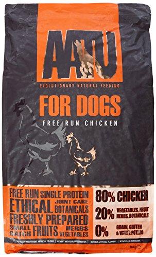 AATU 80/20 Dog Food