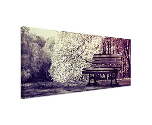 150-x-50-cm-murale-in-mauve-foto-tela-su-telaio-di-alta-qualita-fioritura-alberi-bank