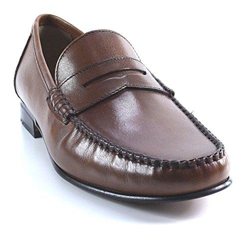 LLoyd Schuhe - Ercot Pennyloafer - braun, Farbe:braun;Größe:44