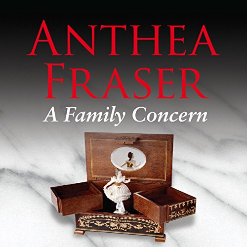 A Family Concern  Audiolibri