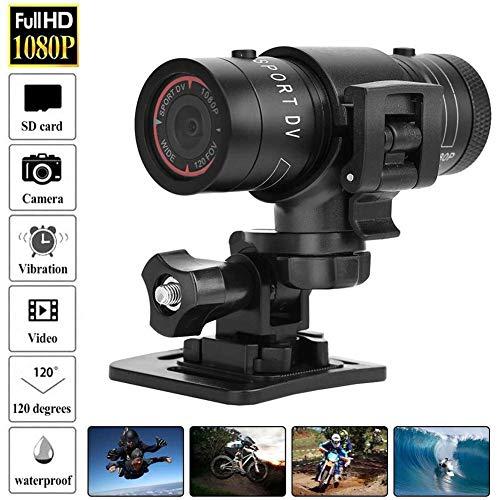 Función:  El artículo es un dispositivo de grabación de video en movimiento digital multipropósito de alta definición diseñado con función impermeable  Función:  1. La cámara HD de gran angular de 140 ° ofrece una resolución de video Full HD 1920x108...