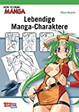 Lebendige Manga-Charaktere (How To Draw Manga)