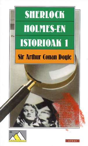 Sherlock Holmesen istorioak 1 (Irakurmendi)