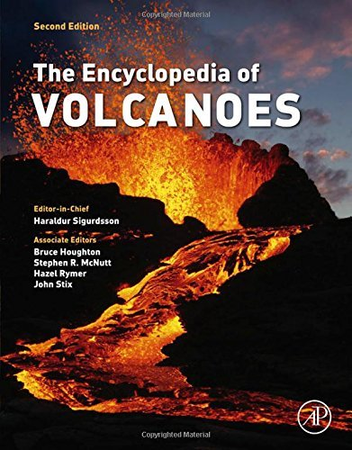 The Encyclopedia of Volcanoes by Haraldur Sigurdsson Dr. (11-May-2015) Hardcover