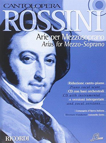 Cantolopera: Rossini Arie Per Mezzosoprano