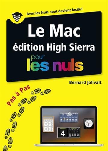 Le Mac dition macOS 10.13 pour les Nuls Pas  Pas
