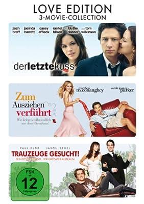 Der letzte Kuss / Zum Ausziehen verführt / Trauzeuge gesucht [3 DVDs]