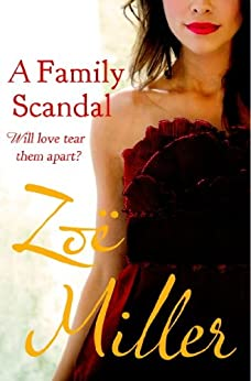 A Family Scandal by [Miller, Zoe]