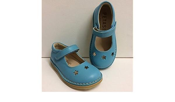 Petasil Cecily Sky Girls Sky Blue Shoe