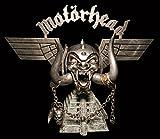 Motörhead Figur Warpig Logo Statue Actionfigur