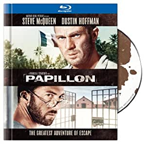 Papillon [Blu-ray] [US Import]
