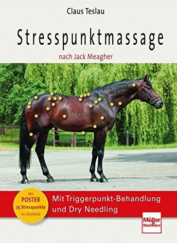 Stresspunktmassage nach Jack Meagher: Mit Triggerpunkt-Behandlung und Dry Needling (Muskel-jack)