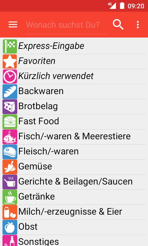 Kalorien! Life Balance - Kalorienzähler: Amazon.de: Apps für Android