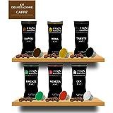 Il Caffè Italiano Kit Degustación Compatible con Nespresso - 30 Cápsulas