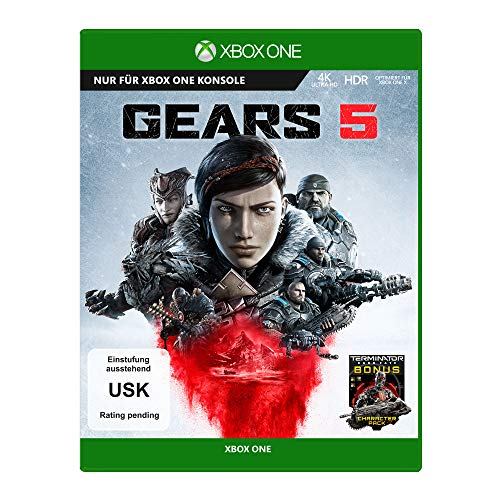 Gears 5 - Standard Edition - [Xbox One]