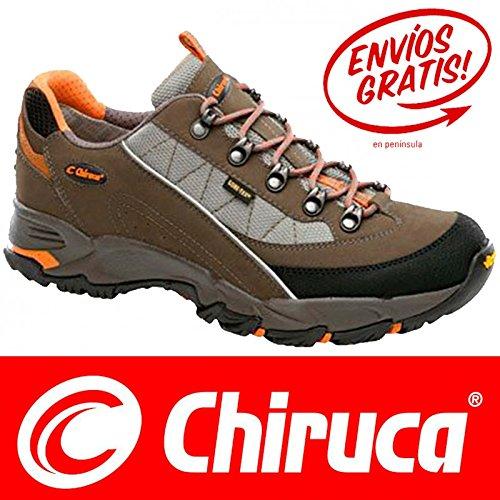 CHIRUCA ,  Scarponcini da camminata ed escursionismo uomo MARRONE 40