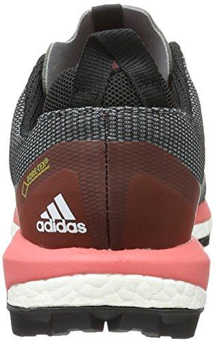 adidas Terrex Agravic GTX W, Chaussures de Randonnée Basses Femme Gris (Vista Grey/core Black/super Blush)