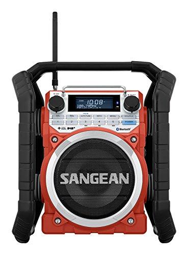 Sangean U4 DBT Radio de chantier DAB+...