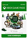 Abonnement Xbox Game Pass | 12 Mois | Xbox One - Code jeu à télécharger