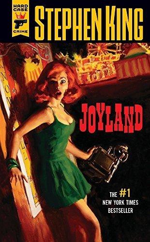Joyland (Hard Case Crime Novels) by King, Stephen (2014) Mass Market Paperback