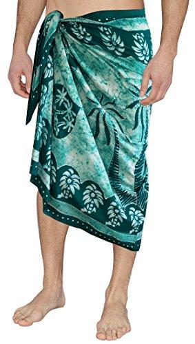 encubren-hombre-sarong-pareo-relajarse-nadar-traje-de-bao-traje-de-bao-ropa-de-playa-envoltura-verde