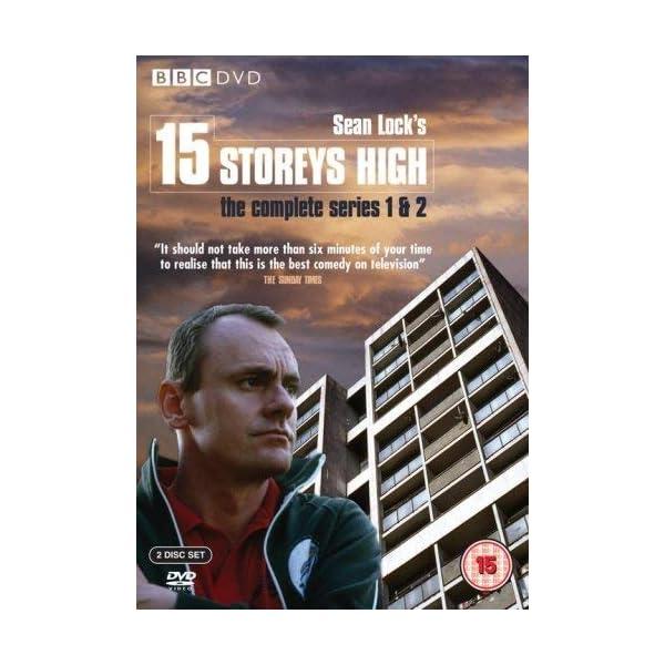 15 Storeys High : Complete BBC Series 1 & 2 [DVD] 51ufCr e5jL