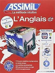 Pack intégral Anglais (livre+Cd mp3+version numérique)