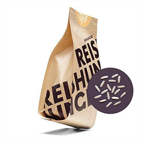 Reishunger Bio Vollkorn Jasmin Reis, Thailand, 3er Pack (3 x 3kg) - Sorte: Thai Hom Mali -...