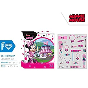 MINNIE MOUSE- Hucha cerámica m caquita (288410), Multicolor (KIDS LICENSING 1)