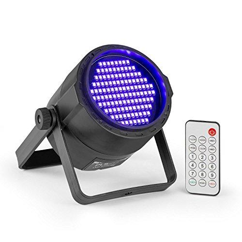 (Beamz pls20Innenraum Lichter von Doppelhelix mit Disco-Strobe-Effekt schwarz–Zubehör Set Spiel von Licht-Doppelhelix mit Strobe-Effekt, schwarz, innen, LED, UV (UV), DMX, freistehend)