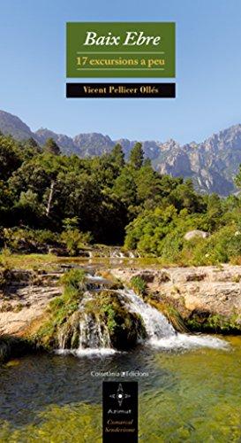 Baix Ebre: 17 excursions a peu (Azimut Comarcal, Sèrie A peu) por Vicent Pellicer Ollés
