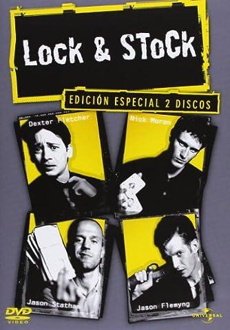nick moran - Lock & Stock (Ed.Esp.) [Import espagnol] (1 DVD)