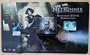 Android: Netrunner Tournament Kit 2015 - Summer Set - English Game Night GNK - LCG