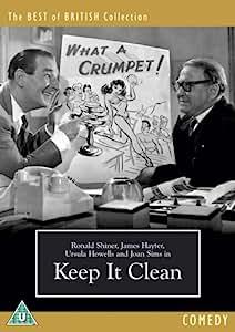 Keep It Clean [1956] [DVD]