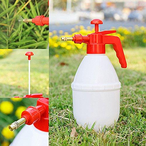 unststoff Spray Flaschen großes Fassungsvermögen Druck Bewässerung Werkzeug für Garten Pflanzen ()