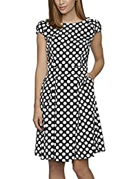 APART Fashion Damen Kleid 24591