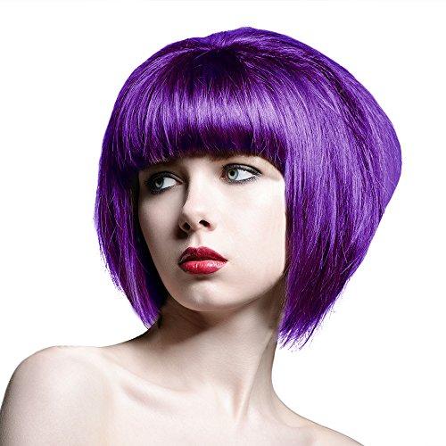Splat Lusty Lavender Long Lasting Hair Colour Kit (Purple)