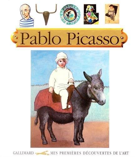 Mes Premieres Decouvertes: Pablo Picasso by Fr??d??ric Sorbier (1996-11-07)