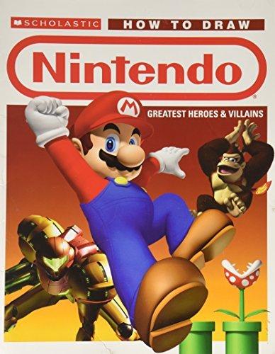 How to Draw Nintendo Greatest Heroes & Villains by Ron Zalme (January 19,2007) por Ron Zalme