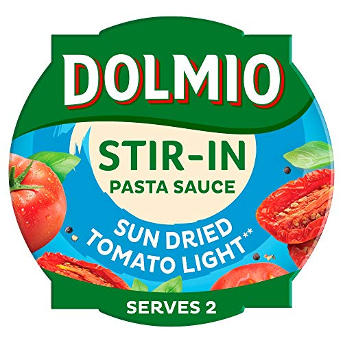 Dolmio Pasta Sauce Stir-In Sun Dried Tomato Light, 150g