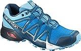 Salomon Femme Speedcross Vario 2 Chaussures de Trail Running, Bleu/Bleu Ciel (Hawaiian Surf/Aquarius/Mykonos Blue), Taille: 5