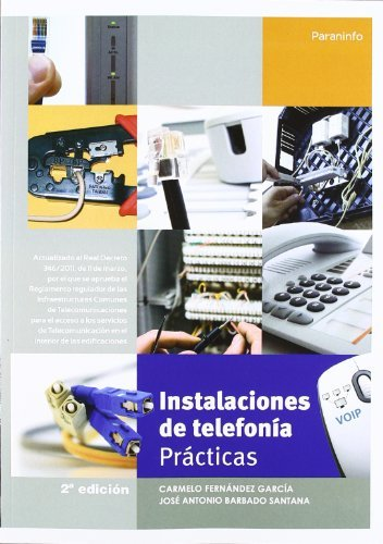 Instalaciones de telefonía. Prácticas